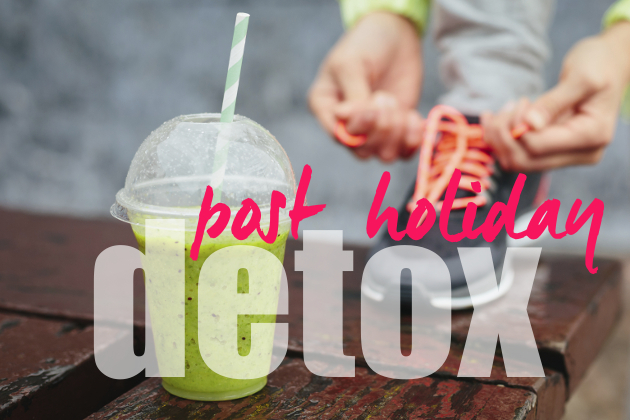 10 Tips for Post Holiday Detox