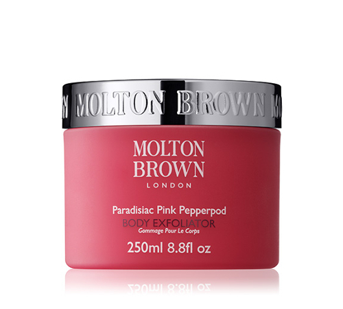 Molton Brown Pink Pepperpod Body Scrub Exfoliator