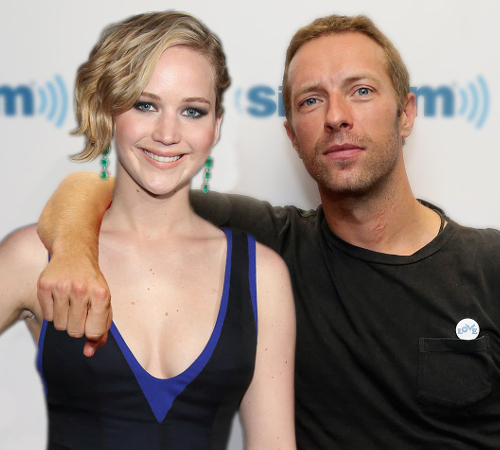 Jennifer Lawrence And Chris Martin Beakup