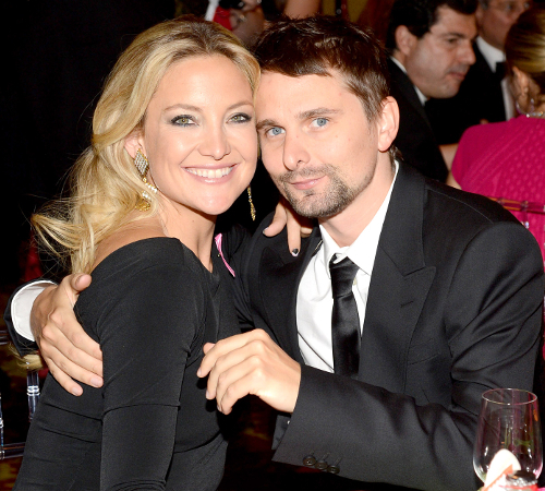 Kate Hudson And Matthew Bellamy Breakup
