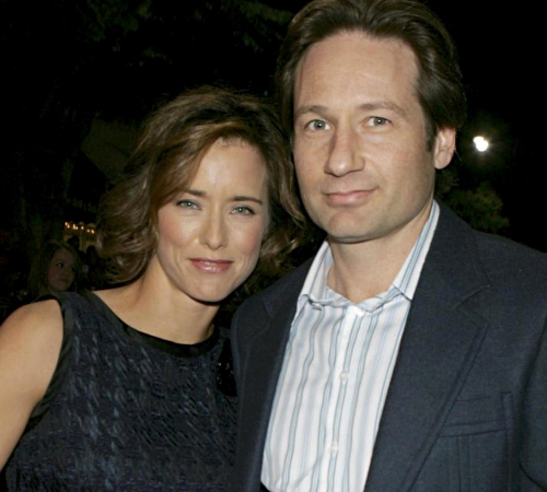 Tea Leoni And David Duchovny Breakup