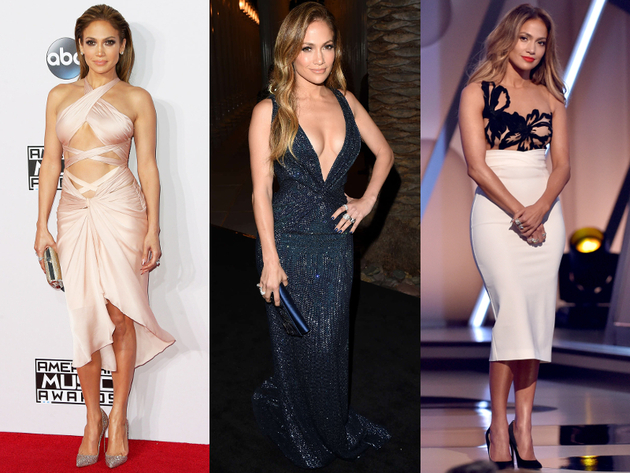 Jennifer Lopez Worst Dressed 2014