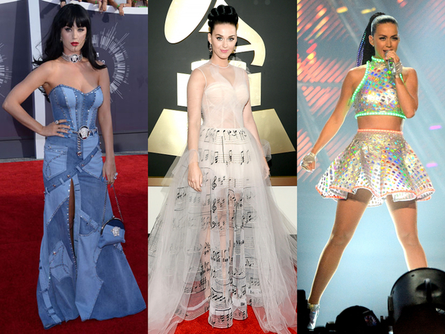 Katy Perry Worst Dressed 2014