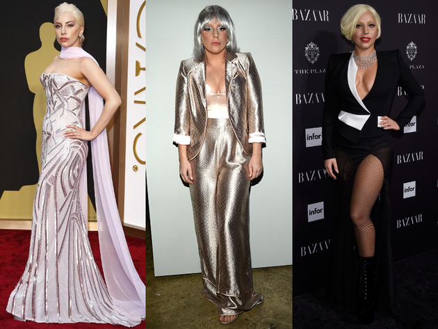 Lady Gaga Worst Dressed 2014