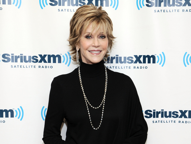Jane Fonda Breast Implants