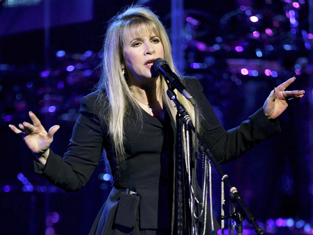 Stevie Nicks Breast Implants