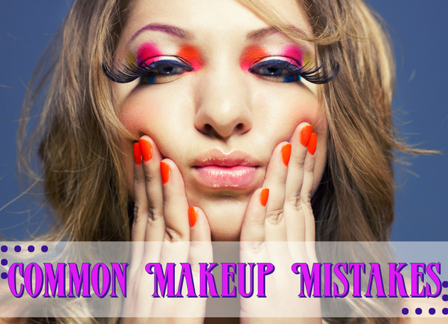 5 Common Beginner Makeup Mistakes