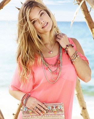 Accessorize Spring Summer 2014 Campaign