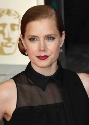 Amy Adams Bafta 2014 Hairstyle