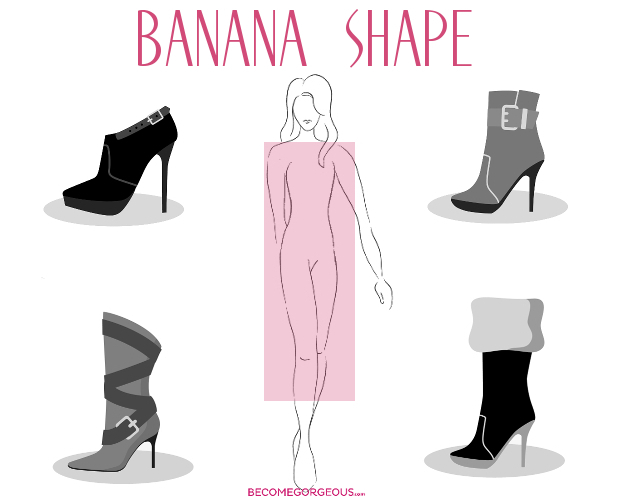 Best Boots For Banana Body
