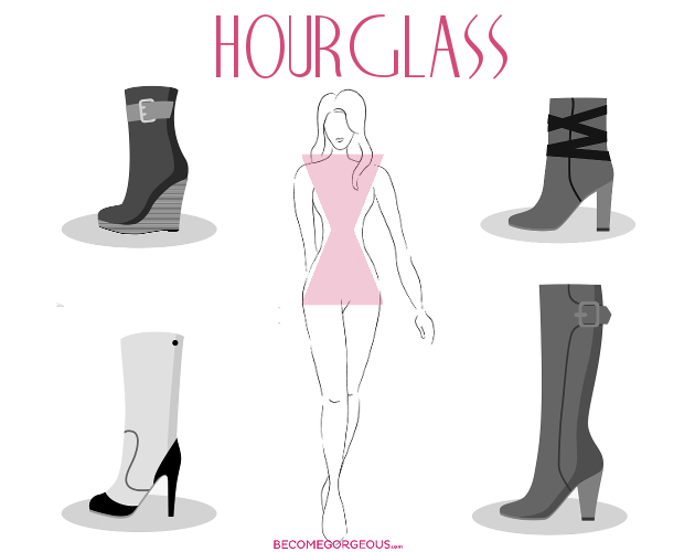 Best Boots For Hourglass Body