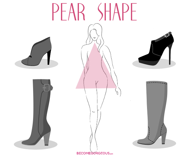 Best Boots For Pear Shape Body