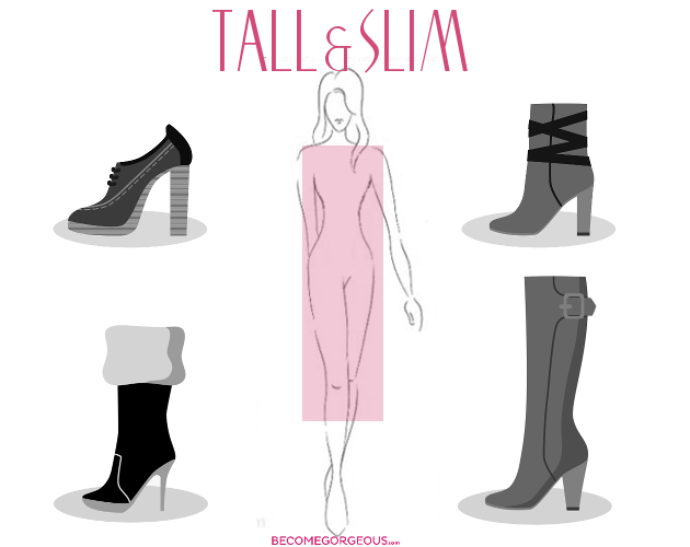 Best Boots For Tall Slim Body