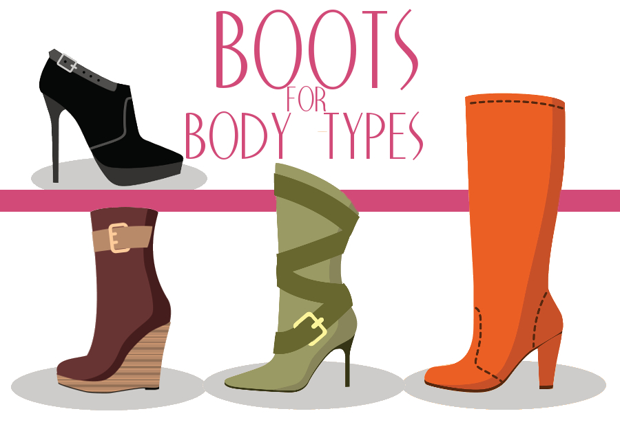 33b23b91e7d Best Boots for Your Body Type