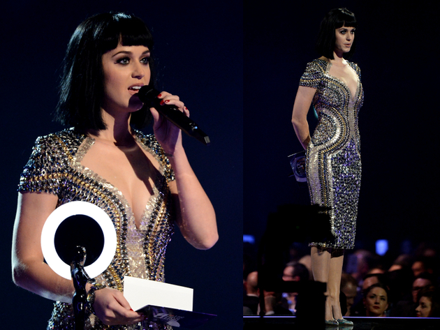 Katy Perry Brit Awards 2014