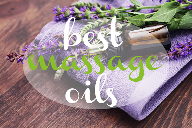 Best Natural Massage Oils