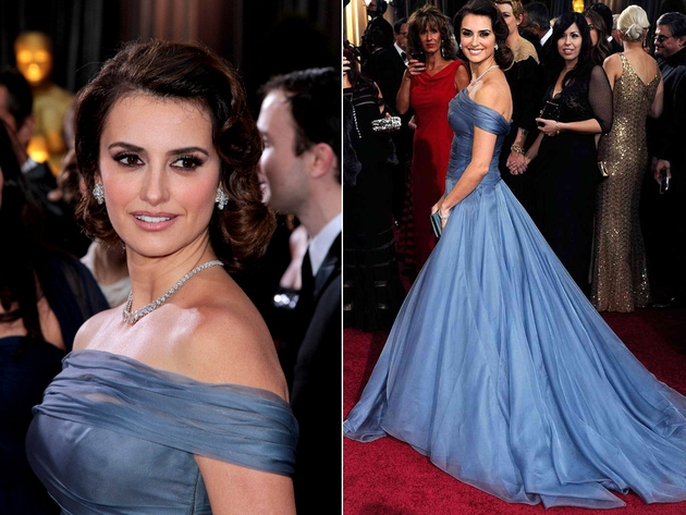 Penelope Cruz Oscar Dress 2012