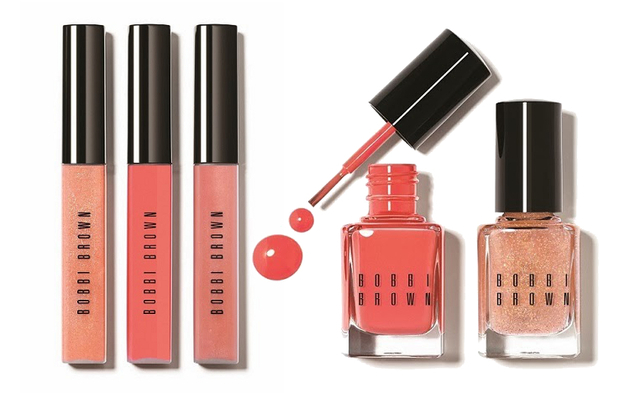 Bobbi Brown Nectar And Nude Makeup
