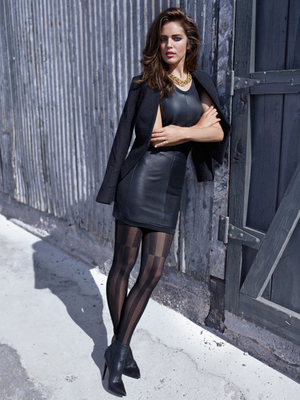 Calzedonia Spring Summer 2014 Collection Look (4)