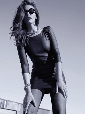 Calzedonia Spring Summer 2014 Collection Look (9)