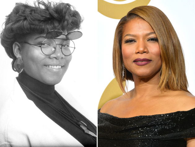 Queen Latifah Then And Now
