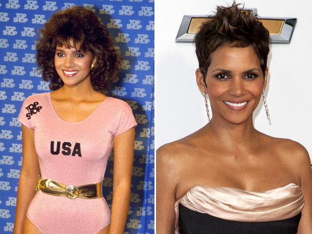 Halle Berry Modeling Career
