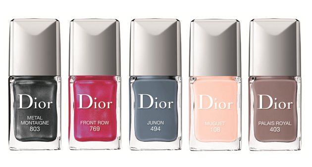 Dior Vernis Couture Effet Gel Spring 2014