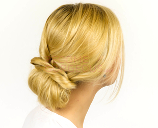 Find out how to recreate is quick and easy updo that you can wear for all occasions!
