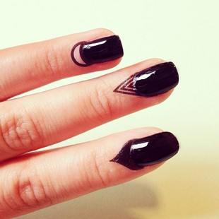 Rad Nails Cuticle Tattoo