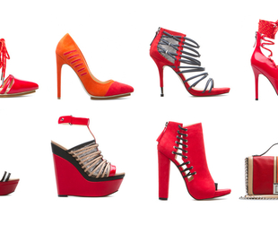 Check out the freshly launched gx by Gwen Stefani accessories line for Shoe Dazzle!