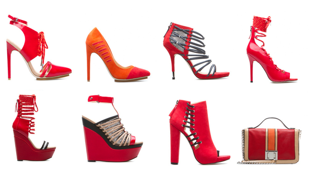 Red Gx By Gwen Stefani Shoedazzle Shoes