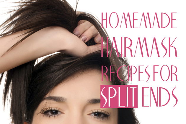 Hair Masks for Split Ends