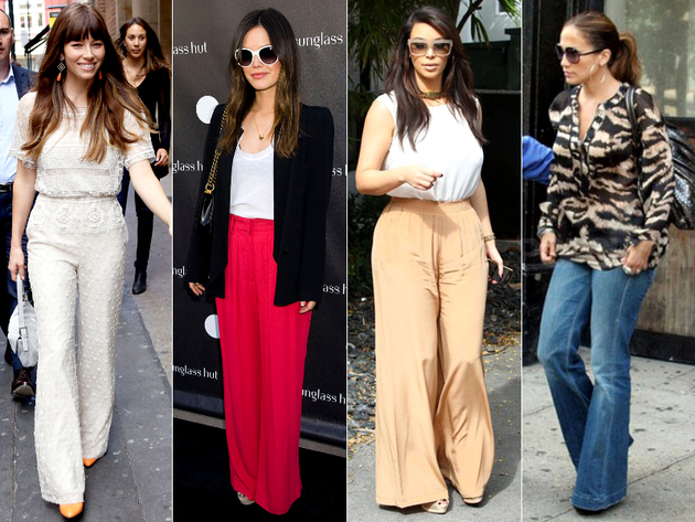 Pants For Wide Hips