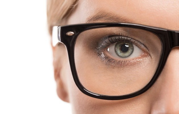 Glasses Frames Eyebrows : How to Correct Makeup Mistakes When Wearing Eyeglasses.