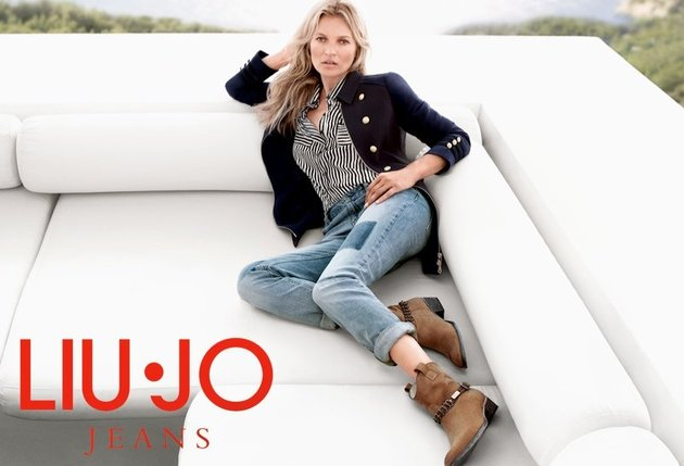 Liu Jo Jeans Campaign Spring Summer 2014