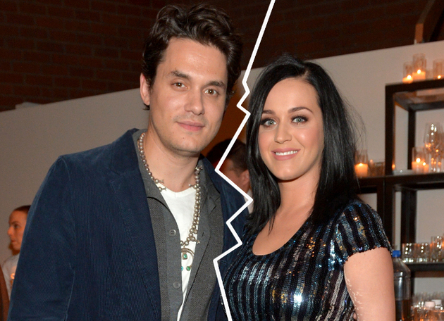 Katy Perry and John Mayer Split