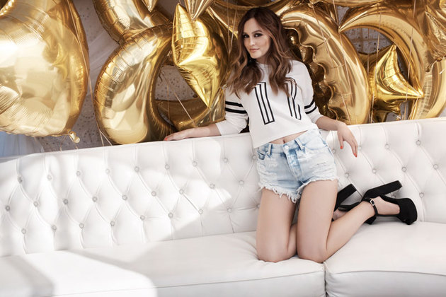Nelly.Com Spring 2014 Campaign Featuring Leighton Meester  (2)
