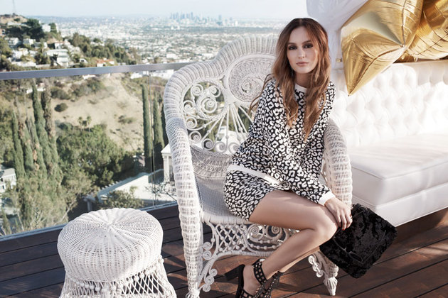 Nelly.Com Spring 2014 Campaign Featuring Leighton Meester  (4)
