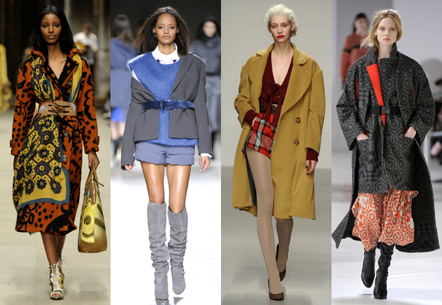 LFW Fall 2014 Trends: Cool Outwear – Statement Coats