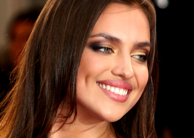 Makeup For Green Eyes Irina Shayk