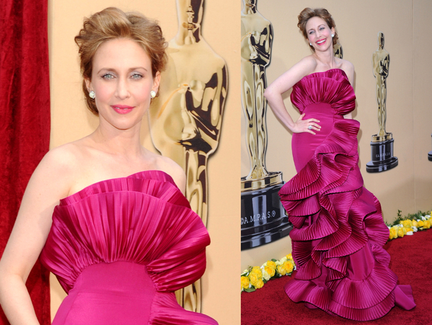 Vera Farmiga Oscars Dress 2010