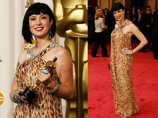 Most Outrageous Oscar Dresses