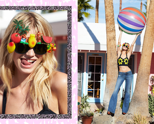 Going to Coachella this year? Then check out the new Nasty Gal Festival lookbook for a bit of style inspiration.