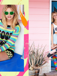 Nasty Gal Festival 2014 Lookbook