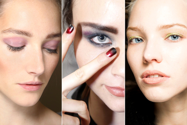 Bold Eyes Fall 2014 Makeup Trends
