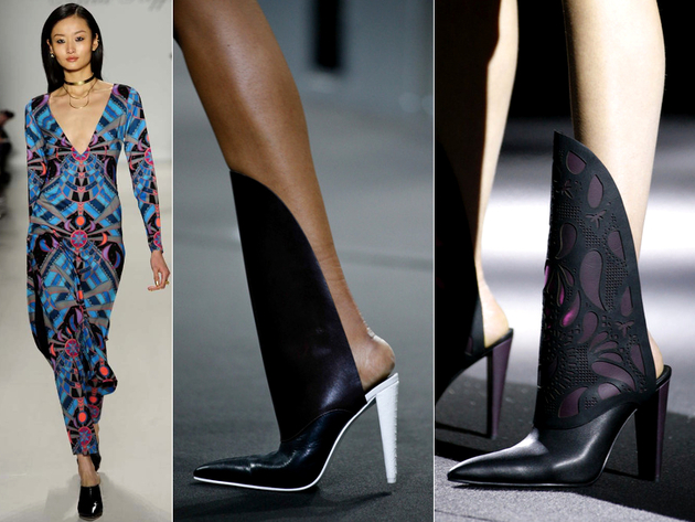 Mules Fall 2014 Trends