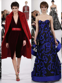 NYFW Fall 2014 Trends: Eclectic Elegance