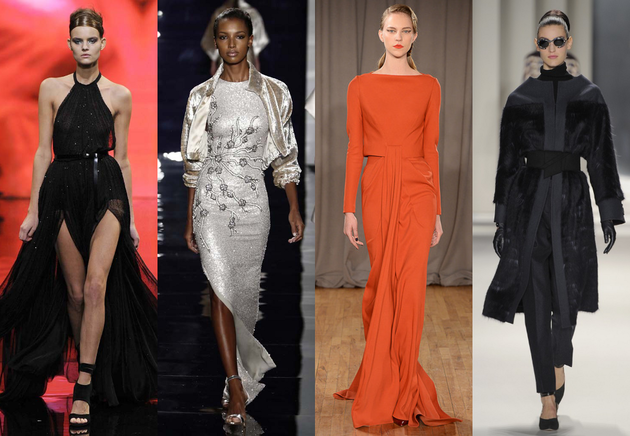 NYFW Fall 2014 Trends: Ladylike Elegance