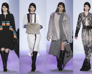 Have a look at the most interesting fall highlights from Coach, BCBG Max Azria, Marissa Webb, Desigual and Richard Chai Love at The NYFW 2014.
