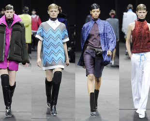 Have a look at the most interesting runway looks from the Alexander Wang, DKNY, Diane Von Furstenberg, Mara Hoffman and Tommy Hilfiger fall 2014 lines.